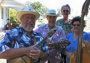 Stump Hollow Bluegrass Band